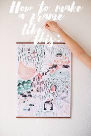 best 25 diy frame ideas on pinterest diy canvas frame canvas
