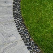 Rock Borders For Gardens Diy Garden Edging Bob Vila