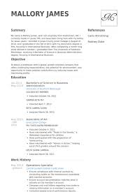 Verizon Resume Operations Specialist Resume Samples Visualcv Resume Samples