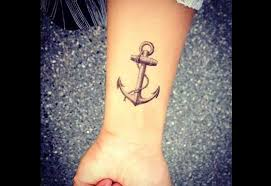 25 cool anchor tattoo designs and meanings