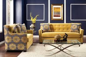 gold fabric sofa u0026 love seat caravana furniture