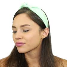 top knot headband floral silk top knot headband kristin perry accessories