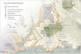 Escalante Utah Map by Bears Ears Rally Ahead Of Zinke Visit Grand Canyon Trust