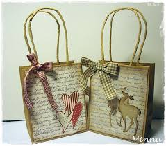 christmas wrap bags 61 best handmade gift bags images on boxes gift