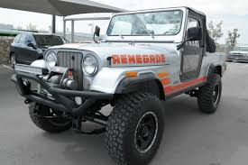 jeep scrambler 4 door for sale 1985 jeep scrambler auto fi warn rebuilt austin tx
