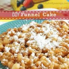 savory funnel cakes recipe