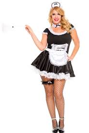 french halloween costumes plus size lacy french maid costume women u0027s french maid costume