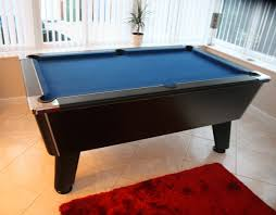 6ft pool tables for sale 6ft continental freeplay slate bed pool table snookerandpool co uk