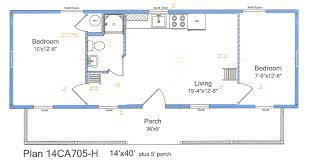 14x40 cabin floor plans tiny house pinterest outstanding 14 x 20