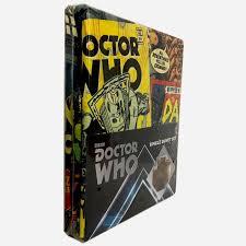 Dr Who Duvet Doctor Dr Who Comics Duvet Cover Set Childrens Boys Bedding