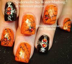 3 halloween nail art tutorials easy nail art for beginners