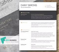 free modern resume templates downloads download 35 free creative resume cv templates xdesigns