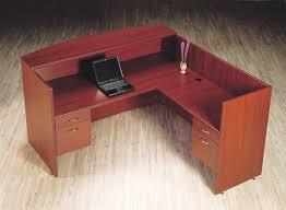 Mobile Reception Desk Hyperwork Reception Reception Desks Oec Office Furniture