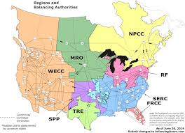 New England Area Map by Overview New England Bulk Power System