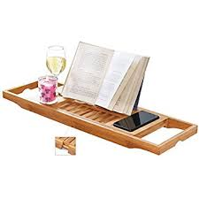 royal craft wood bamboo bathtub caddy bath