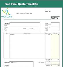 estimate templates for word job quote template free job estimte template word download job