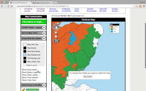 Php Map Uk Postcode Areas And Districts Map Colouring Tool Tutorial Youtube