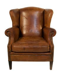 Leather Armchairs Vintage Leather Wingback Chair Leather Wingback Chair Wingback Chairs