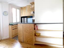 mdf cuisine cuisine en bois contreplaqué pin et mdf bois