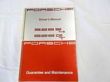 porsche 928 maintenance porsche 928 gt manual ebay