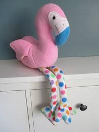 amazon com bigmouth inc emoji drink kooler kitchen u0026 dining fleece menagerie pink and polka dot flamingo sold flamingo