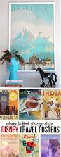 Travel Decor Where To Find Vintage Style Disney Travel Posters Persia Lou