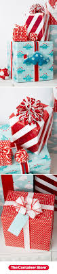 container store christmas wrapping paper 197 best gift wrap images on gift wrapping
