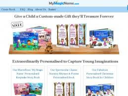 Personalised Keepsake Story Book For Children By My My Magic Name Personalised Story Book Uk Us Ie Cpa Affiliate