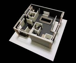Floor Plan Scale Calculator by How To Make An Architectural Model By Hands 9 Steps