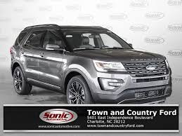 Ford Explorer Xlt 2013 - ford explorer in charlotte nc town u0026 country ford