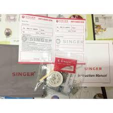 mesin jahit singer singer tradition 2259 elevenia