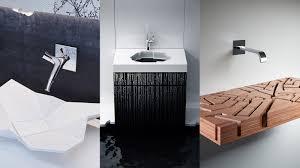 10 amazing modern bathroom sinks for a luxurious home bathroom