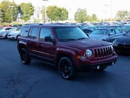 pre owned jeep patriot used jeep patriot for sale carmax