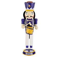 minnesota vikings nutcracker