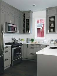 U Shaped Kitchen Designs For Small Kitchens Kitchen Cabinets Design For Small Space Bews2017