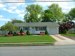 home lawn decoration front yard landscaping for alluring yard in huge home amaza design