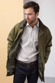 mens antique wax jacket u2013 rydale