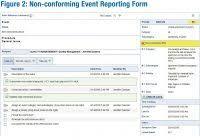 non conformance report form template new non conformance report template free resume sles