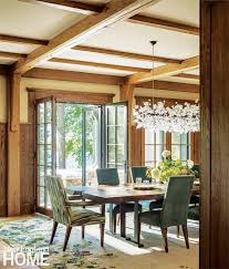 The Dining Rooms Galleries New England Home Magazine