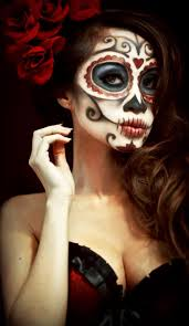 halloween makeup masks 85 best day of the dead images on pinterest sugar skulls day of