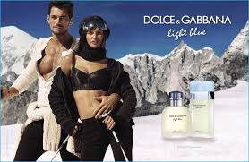 dolce and gabbana light blue men s 2 5 oz dolce gabbana s light blue gets into the winter spirit