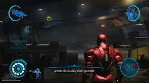 pictures of iron man 2 the video game