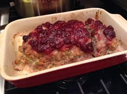 thanksgiving style cranberry turkey meatloaf addictive aromas