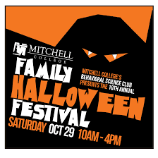 community fun at mitchell u0027s 10th annual halloween festival