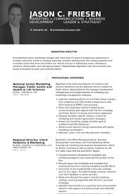 marketing manager resume senior marketing manager resume sles visualcv resume sles