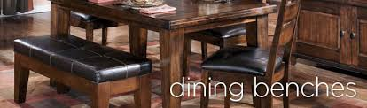 Benches For Dining Room Dining Room Benches Mathis Brothers Furniture Stores