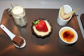 3 cuisine gourmande assiette gourmande declinaison de chocolat 3 mignardises and co
