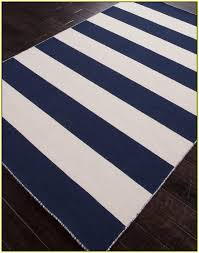 Striped Bathroom Rugs Navy Blue And White Striped Rug Bedroom Pinterest Navy Blue