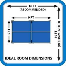 table tennis dimensions inches ping pong table dimensions all table tennis tables are not created