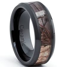 Mens Hunting Wedding Rings by Camo Wedding Rings U2013 Camo Wedding Rings